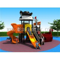 Buy cheap Exported to Canada TUV Certificated Children Courtyard Playground HZ16-142A from wholesalers