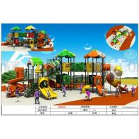 Buy cheap Exported to Canada Large Schook Playground EN1176 Safety Children Outdoor Play Equipment HZ-6607b from wholesalers