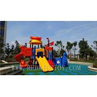 Buy cheap Exported to Canada Playground System Anti-rust Children Outdoor Play Slide HZ-D7146A from wholesalers