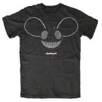 Wholesale Deadmau5 Foil Logo T-shirt from china suppliers