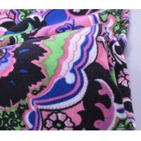 Buy cheap Special design printed 100% polyester ITY single jersey knit dress fabric from wholesalers