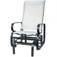 Buy cheap Textilene Furniture Patio Sling Glider Outdoor Textilene Chair from wholesalers