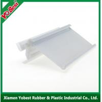 Buy cheap Clip-On Data Strip Label Holder for Shelf ChannelYBT-B170021 from wholesalers