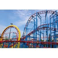 Wholesale ROLLER COASTER Overlapping roller coaster from china suppliers