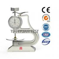 Wholesale Portable Needle Rubber Thickness Gauge from china suppliers