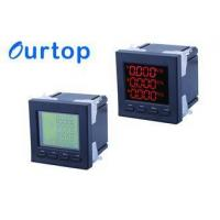 Wholesale 80~270V Multifunction Digital Panel Meter With Programmable Measurement from china suppliers