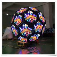 Wholesale Football shape LED display from china suppliers