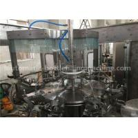 Buy cheap Customized Purified Water Filling Machine , Easy Operating Gravity Filling Machine from wholesalers