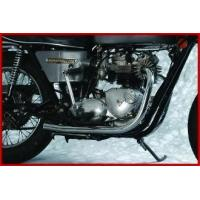 Buy cheap Triumph Exhaust MAC Triumph 500 1963-1972, Stock Replacement Head Pipes from wholesalers