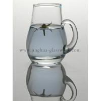 Buy cheap Single Wall Glass JB041 Milk Cup 9x6.5x9.5cm,150ml from wholesalers