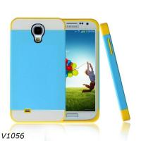 Buy cheap Slim Back Cover for Samsung Galaxy S4 i9500 Hard Case 2 in 1 Hybrid Shell product