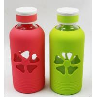 Buy cheap Glass Drink Bottles Mugs Soda-lime Glass Drink Bottles from wholesalers