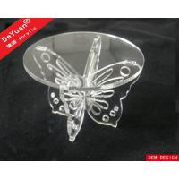 Buy cheap Acrylic Cake Stand acrylic cake stand from wholesalers