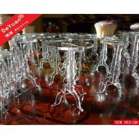 Wholesale acrylic cake stand Wedding Stand For Cake / Hot Selling Wedding Cupcake Display from china suppliers