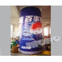 Buy cheap Giant Inflatable Pepsi/Coca Cola Can Bottle/Coca cola Advertising Inflatables from wholesalers