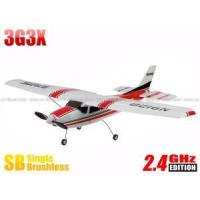 Buy cheap Skyartec MNCE3X-01 Mini Cessna 3G3X 3CH Propeller RC Airplane RTF w/ 3-Axis Gyro (Red) from wholesalers