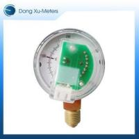 Buy cheap Indicator and Sensor 0-40 MPA CNG Pressure Gauge, CNG Sensor,CNG Level Gauge,DX806 from wholesalers