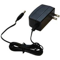 China DVE 12vdc 12 watt (1 amp) wall mount style switching power supply with 2.1mm DC plug on sale