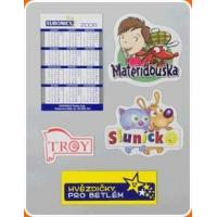 Magnetic labels Manufactures