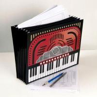 Buy cheap New & Noteworthy Accordion File from wholesalers
