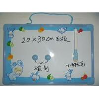 China Toy suffix modifiers:magnetic letters whiteboard on sale