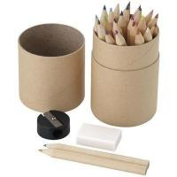 Wholesale Awards 26-PIECE PENCIL SET in Wood. from china suppliers