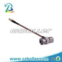 Buy cheap RF Connector BNC Male R/A to MCX Female Crimp Type for RG178 Cable Assembly from wholesalers