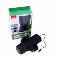Buy cheap Xbox360 Slim 3in1 Cooling Fan Stand from wholesalers