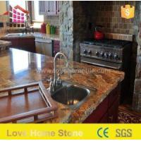 Buy cheap Slabs of Best Kitchen Countertops Granite Colors for Hotel Restaurant from wholesalers
