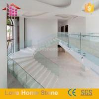 Buy cheap Exterior Metal Round Aluminum Banister Railing Stair Rail Balusters from wholesalers