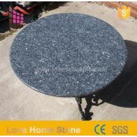 Buy cheap Table Peticular Granite Top Pub Table Black Dining Coffee Table Set in Good Prices from wholesalers