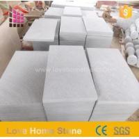 Factory Make All Natural Stone White Sandstone Material Quarry with Best Quality and Low Price Manufactures