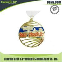Buy cheap 2015 ceremony sport medal with you own design from wholesalers