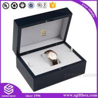 Buy cheap Watch box High-end Custom Two Watch Packaging Display Watch Box from wholesalers