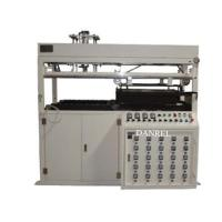 PVC Blisters Semi-Automatic Vacuum Forming Machine Manufactures