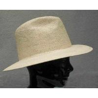 Buy cheap PANAMA HATS AND STRAW HATS Panama Packable Rollup Fedora Hat from wholesalers