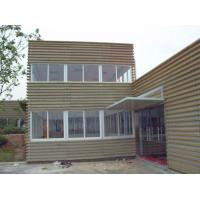 Modern Constructure Two Story Light Steel Structure Prefabricated Building Manufactures