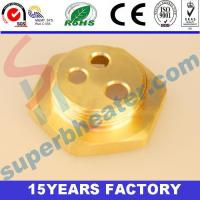 Buy cheap brass Flange neH Copper Heating element tubular heater Immersion Segh heaters, brass Fittings from wholesalers