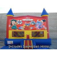 Wholesale Boy Jumpers Lilo and Stitch Inflatable Jumper - Item 113 from china suppliers