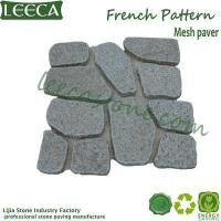 Buy cheap LEECA Crazy paving slabs carpet stone from wholesalers