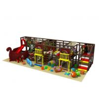 Buy cheap Playgrounds Indoor Playgrounds Equipment from wholesalers
