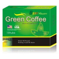 Buy cheap Best Share Fast Slimming Weight Loss Green Coffee from wholesalers