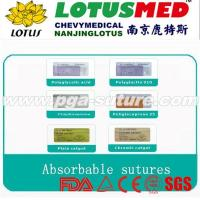 Buy cheap Liquid polyglycolic acid suture from wholesalers