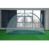 Buy cheap Green 10FT Golf Practice Driving Hit Net Cage Training Mat Aid Driver Irons w/Free Bag from wholesalers