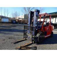 China Kalmar 10,000lb Lift Capacity Tow Motor Forklift used for sale on sale