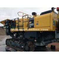 Buy cheap 2008 Komatsu Model BR380JG-1 Mobile Jaw Crusher from wholesalers