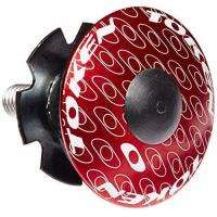 Buy cheap Token Products 1 1/8-inch Alloy Headset Cap Set With Star Nut, Red from wholesalers