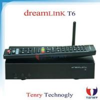 Buy cheap Satellite Receiver 2016 New FTA Receiver dreamlink hd T6 set top box for North America market from wholesalers