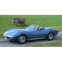 Buy cheap C3 Corvette Statistics 21,801 from wholesalers