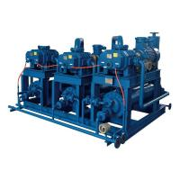 Buy cheap JZJQ All gas-cooled Roots vacuum pumping system from wholesalers